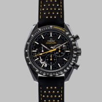 Omega Carbon Manual winding Black No numerals 44.25mm new Speedmaster Professional Moonwatch