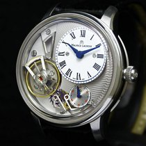 Maurice Lacroix Masterpiece Gravity MP6118 Very good Steel 43mm Automatic