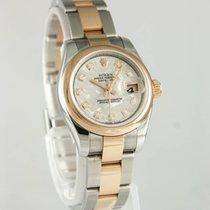 Rolex Lady-Datejust Ouro/Aço 26mm