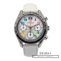 Omega Speedmaster Ladies Chronograph Steel 36mm United States of America, Florida, Hallandale Beach