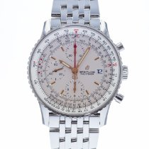 Breitling Navitimer Heritage Steel 42mm Silver United States of America, Georgia