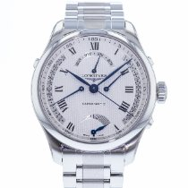 Longines Master Collection Steel 41mm Silver United States of America, Georgia