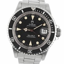 Tudor Submariner Steel 40mm Black United States of America, New York