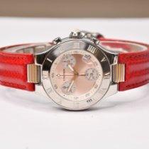 Cartier 21 Chronoscaph Acier 32mm Rose