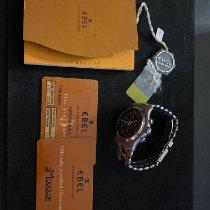 Ebel Le Modulor occasion 40mm Gris Chronographe Date Acier
