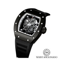 Richard Mille RM 055 Titane Transparent