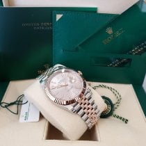 Rolex Datejust II Gold/Steel 41mm Pink No numerals United States of America, New Jersey, Totowa