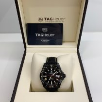 TAG Heuer Aquaracer 300M Steel 41mm Black No numerals Finland, Espoo