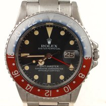 Rolex GMT-Master Steel 40mm Black No numerals United States of America, Florida, Largo