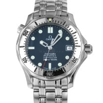 Omega Seamaster Diver 300 M Steel 36mm Blue United States of America, Maryland, Baltimore, MD