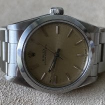 Rolex Oyster Perpetual 31 Acier 31mm Champagne Arabes