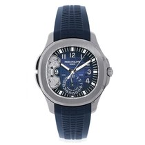 Patek Philippe new Automatic Small seconds Power Reserve Display 40mm White gold Sapphire crystal