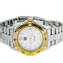TAG Heuer Steel 36mm Quartz WK1120-0 pre-owned