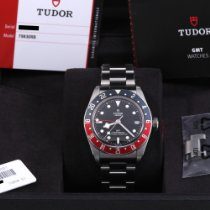 Tudor Black Bay GMT Steel 41mm Black No numerals United States of America, California, Beverly Hills