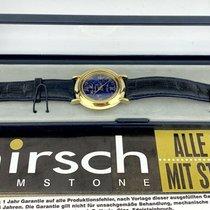 Hirsch usados Cuarzo 35.5mm Azul