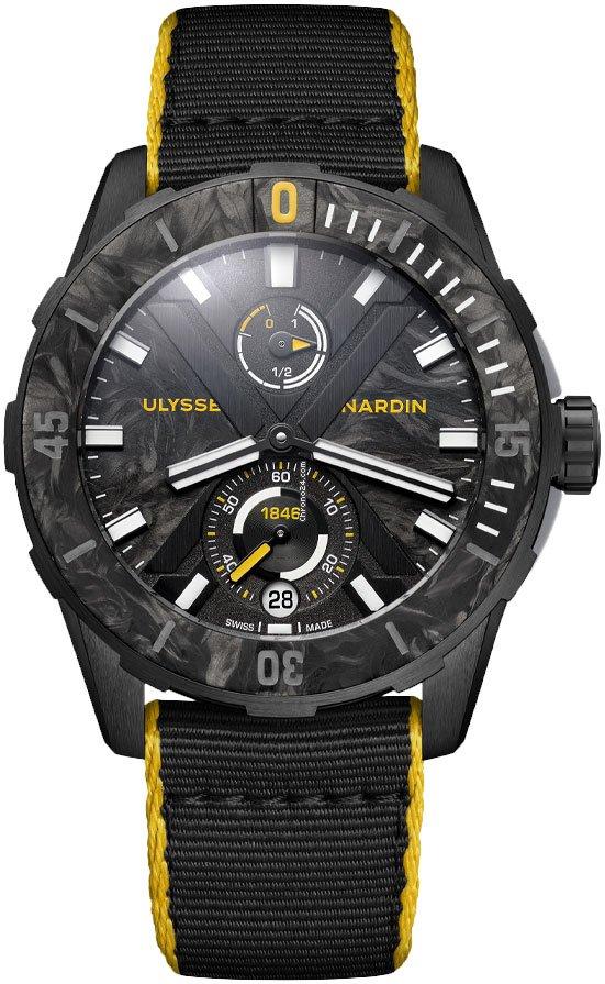 Ulysse Nardin Marine 1183-170LE/92-CAP 2021 new