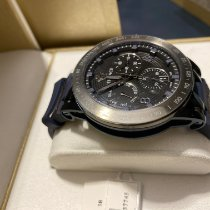 Versace 45mm Quartz 121810600854 new