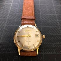 Elgin Yellow gold 33mm Automatic pre-owned United States of America, New Jersey, Upper Saddle River