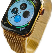 Apple new Automatic Limited Edition Smartwatch 44mm Gold/Steel Sapphire crystal