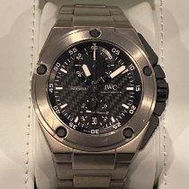 IWC Ingenieur Chronograph Titanium Black United States of America, Michigan, Birmingham
