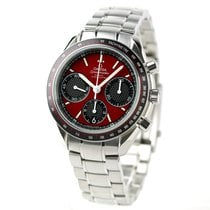 Omega Aluminum Automatic Red 46mm new Speedmaster Racing