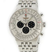 Breitling Navitimer Heritage pre-owned Silver