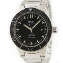 IWC Aquatimer Automatic 2000 Черный
