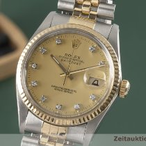 Rolex 16013 Or/Acier 1984 Datejust 36mm occasion