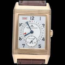 Jaeger-LeCoultre Reverso Grande Taille Or rose 26mm Argent Arabes
