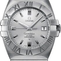 Omega Constellation Double Eagle new Automatic Watch with original box Reference