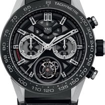 TAG Heuer Carrera Heuer-02T Titanium 45mm United States of America, California