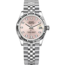 Rolex Lady-Datejust Steel 31mm Pink United Kingdom, London
