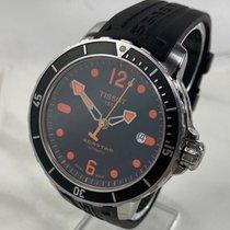 Tissot Seastar 1000 Acero 42mm Negro