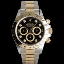 Rolex 16523 Or/Acier 1994 Daytona 40mm occasion