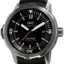 IWC Aquatimer Automatic 2000 Titanio 42mm Negro