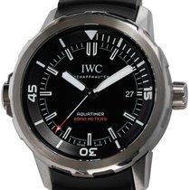 IWC Aquatimer Automatic 2000 Titanio 42mm Negro