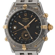 Breitling Duograph 40mm Black United States of America, Texas
