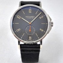 NOMOS Steel 40mm Automatic 553 pre-owned United Kingdom, Leicester