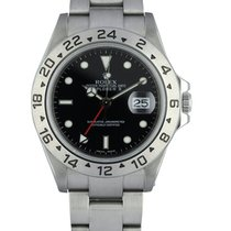 Rolex Explorer II Steel 41mm Black United States of America, New York, New York