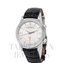Jaeger-LeCoultre Master Memovox Steel 36mm Silver Arabic numerals United States of America, New York, Hartsdale