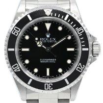 Rolex 14060 Acier 1996 Submariner (No Date) 40mm occasion France, Lyon