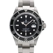 Rolex Submariner Date Steel 40mm Black