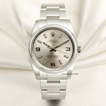 Rolex Oyster Perpetual 34 Ocel 34mm