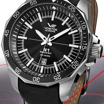 Vostok NH35A/2255146 New Steel 46mm Automatic