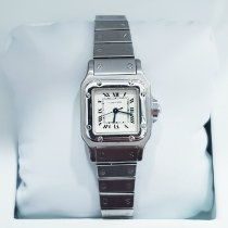 Cartier Santos (submodel) Good Steel Automatic