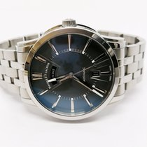 Maurice Lacroix Pontos Day Date neu 2020 Automatik Uhr mit Original-Box und Original-Papieren PT6158-SS002-23E Occasion