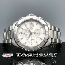 TAG Heuer Steel 43mm Automatic CAY2111.BA0927 pre-owned United Kingdom, HATFIELD