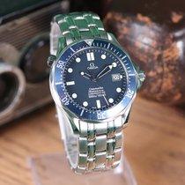 Omega Seamaster Diver 300 M Steel 41mm United Kingdom