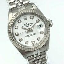 Rolex Lady-Datejust Steel 26mm White United Kingdom, HATFIELD