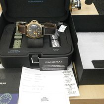 Panerai Luminor Submersible Bronce 40mm